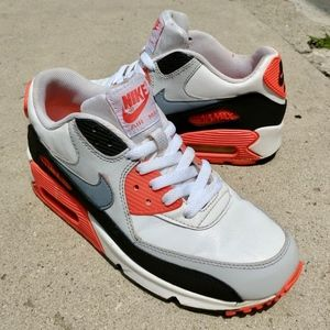 Nike Air Max 90 Infrared OG Colorway (307793-137)